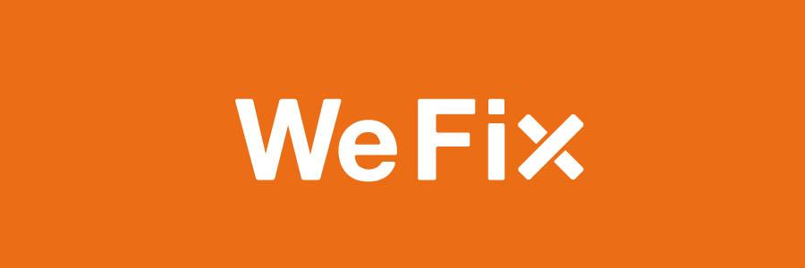logo wefix